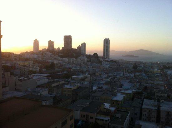Fairmont San Francisco: View