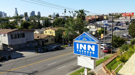 Hollywood Inn Express South : sur alvarado