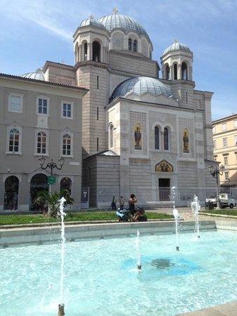 Chiesa Serbo Ortodossa di San Spiridione: Impressive Facade