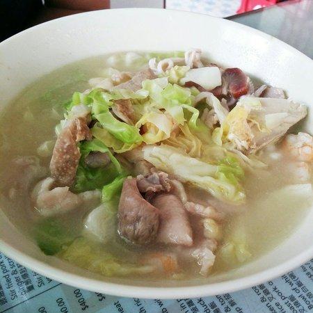 Mido Cafe: Mido style noodle