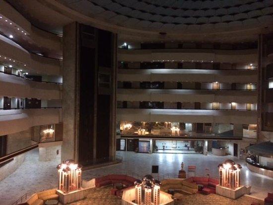 Centaur Hotel, IGI Airport: Lobby of the hotel