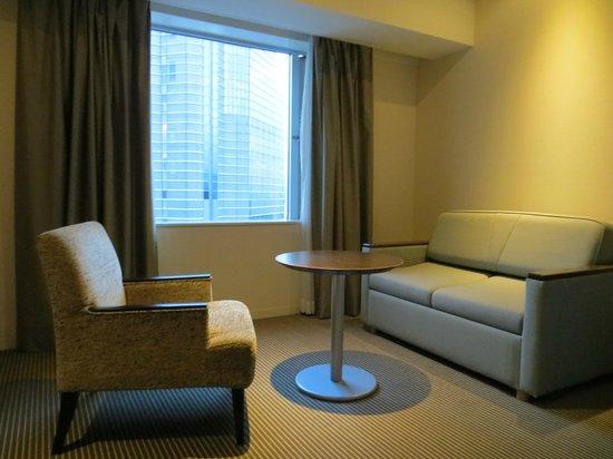 ANA Crowne Plaza Hiroshima: Sofa