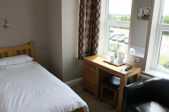 Marlborough Guest House: Single basic room