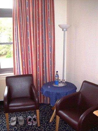 Hotel Asgard: kleine Sitzecke
