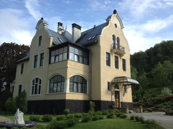 Villa Elise Park Pension: Vue d'ensemble de l'hôtel