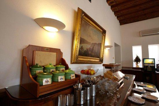 Stadthotel Styria: Frühstücksraum