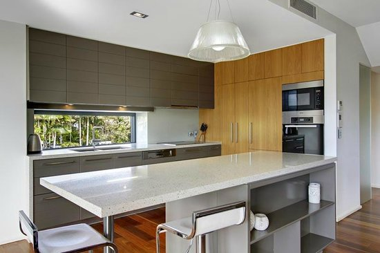 Byron Bay Penthouse Apartments: Gourmets Kitchen