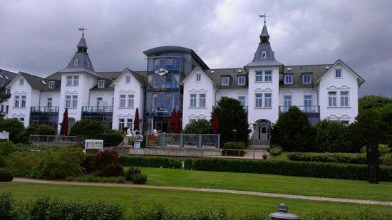 Hotel Asgard: Meereswarte nebenan