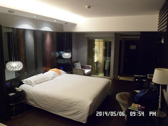 Orange Hotel Shanghai Select the Bund North: Selected King Room