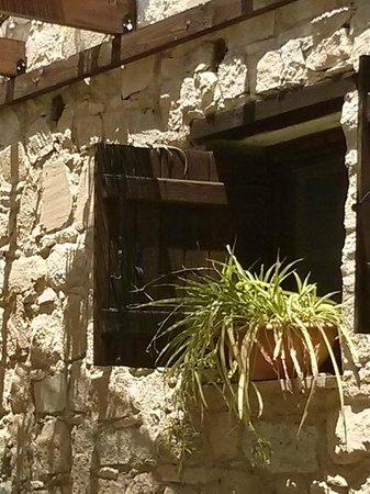 Vasilias Nikoklis Inn: window with view