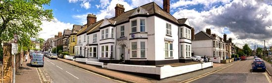 Marlborough Guest House: Great place to stay in Norwich