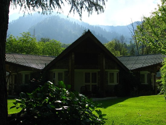 Span Resort & Spa: our cottage