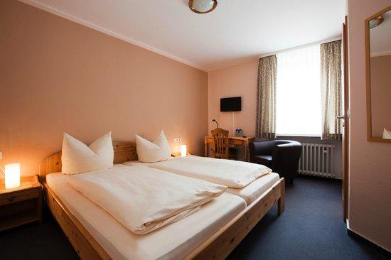 Mittelrhein Pension : Doppelzimmer