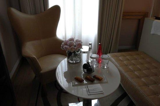 Le Royal Monceau-Raffles Paris : welcome