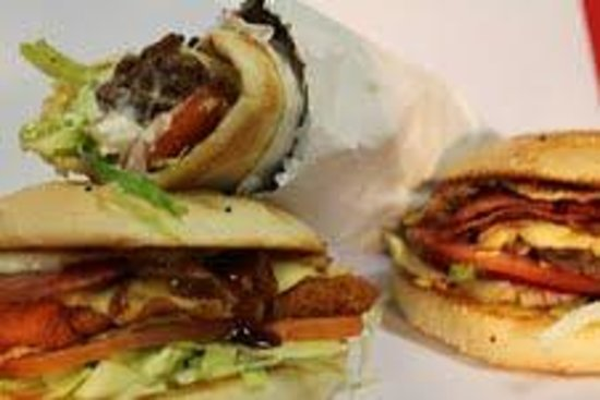 Tasty's Souvlaki and No.1 Burgers: Souvlaki & Burgers