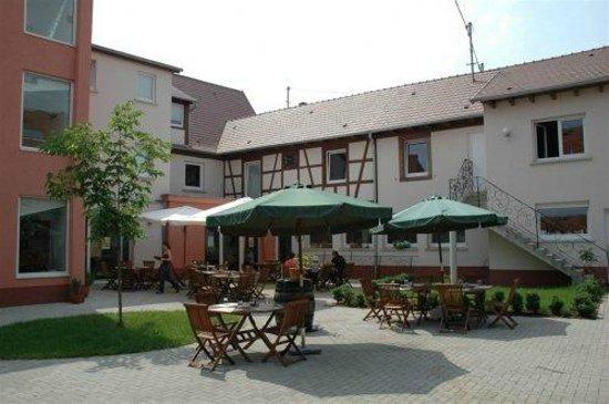 Hotel Restaurant Notre Dame: L'Hermitage Hotel