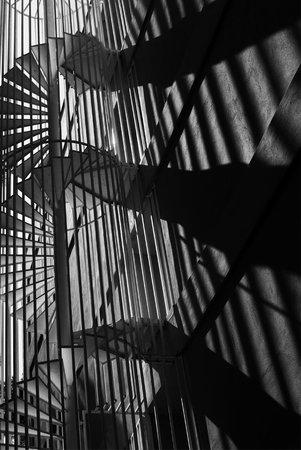 Voyage Sorgun: техническая лестница в отеле
