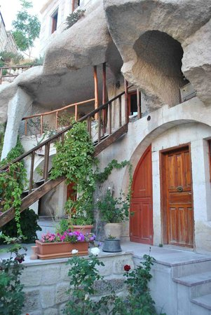 ShoeString Cave House : Rooms