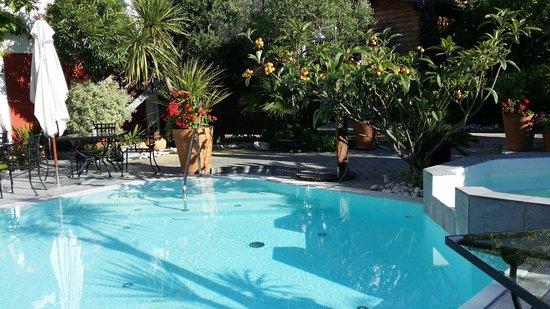 Venez vous aussi découvrir les jardins  de la Guérinière à Gujan Mestras .