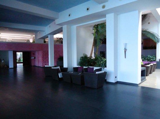 Hotel Santa Tecla Palace: Lobby