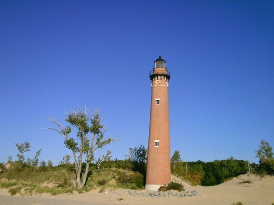 Little Sable Point Lighthouse: Love this place!!!!