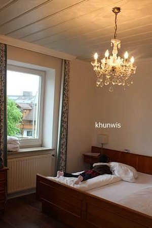 Wittelsbacher Hof Swiss Quality Hotel : guess room
