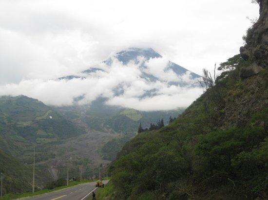 Tungurahua: On the road to Riobamba