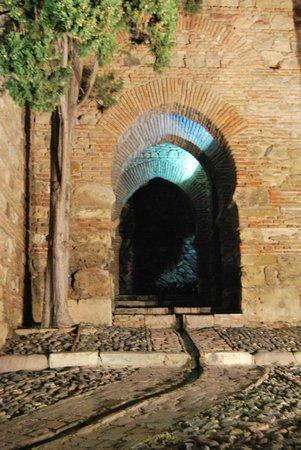 Alcazaba: Puerta de Arcos de Granada