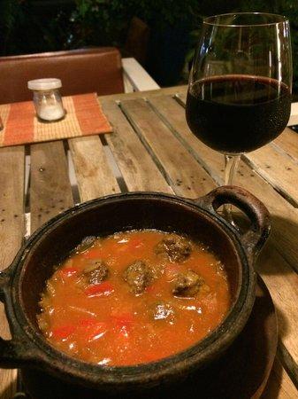Mondo Restaurant & Lounge: Meatballs