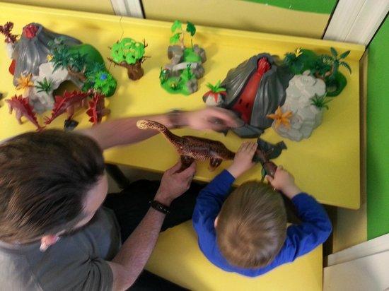 Playmobil FunPark : Les dinosaures