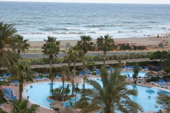 Hotel Best Oasis Tropical: vistas desde la habitacin