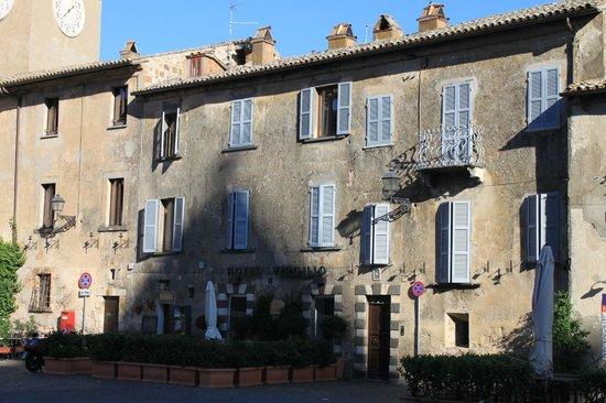 Hotel Virgilio: Hotel exterior