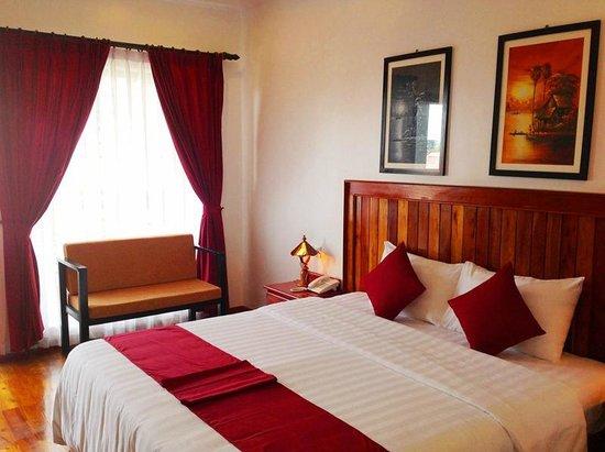 Asanak D'Angkor Boutique Hotel: Deluxe Room