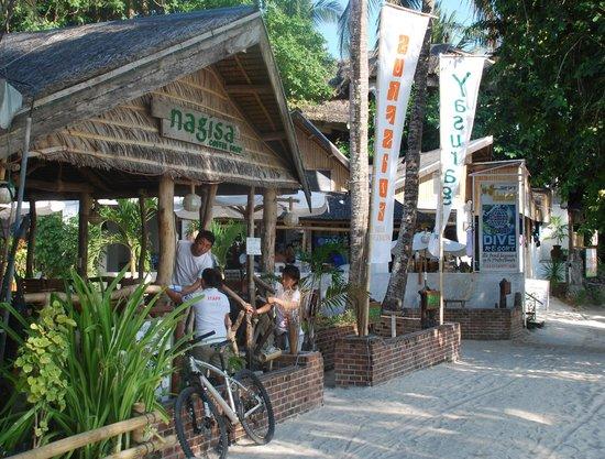 Surfside Boracay Resort & Spa: Surfside Native restaurant
