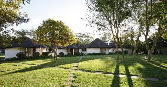 Protea Hotel by Marriott Oudtshoorn Riempie Estate: Garden view