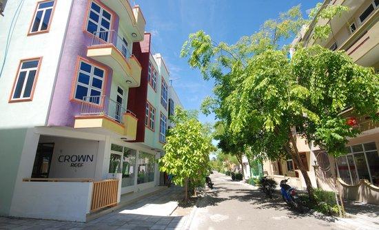 馬爾代夫皇冠礁石酒店