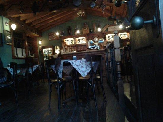 Birreria Pizzeria Blue Marlin : Saletta interna