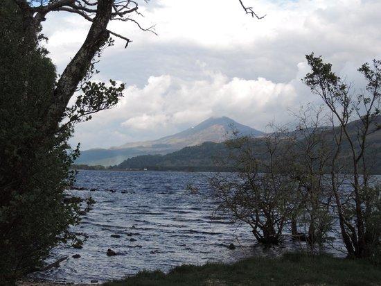 Macdonald Loch Rannoch Hotel: Stunning views