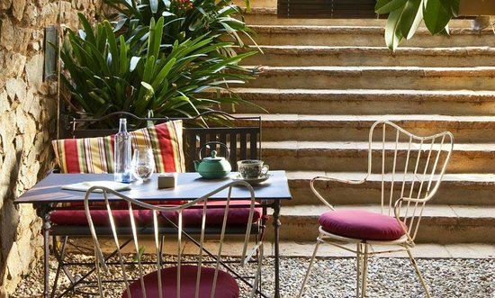 Hotel Primero Primera: Bar Terrace