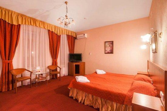 City Hotel Comfitel: Deluxe room