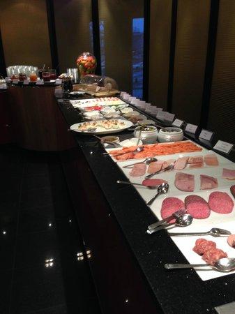Hotel Europäischer Hof: Frühstücksbuffet