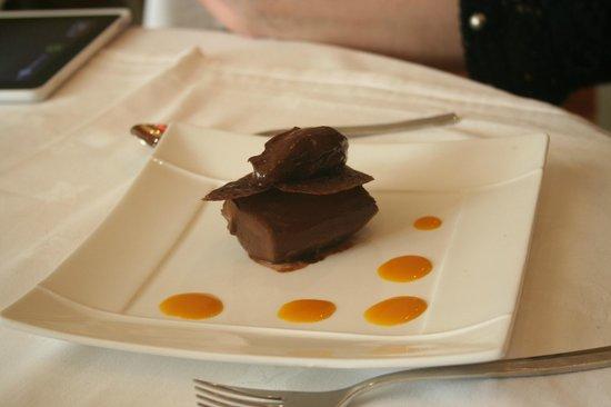 La Parenthèse  : Quel délice chocolaté hummm