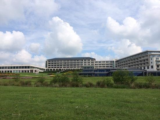 The Europe Hotel & Resort: Blick vom See