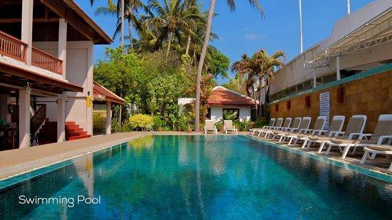 Malibu Koh Samui Resort & Beach Club: Swimming Pool