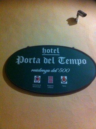 Hotel Porta del Tempo: Hotel