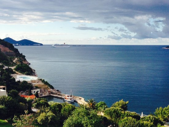Radisson Blu Resort & Spa at Dubrovnik Sun Gardens: Room View