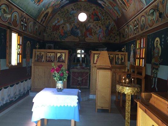 Stella Palace Resort & Spa: Inside chapel