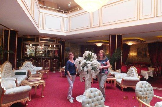 BEST WESTERN Antea Palace Hotel & Spa: Очень уютный ресторан, в котором приятно просто отдыхать