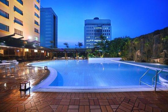 Hotel Menara Peninsula : Swimming Pool