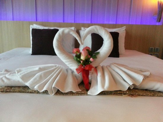 Wedding anniversary decoration picture of kalima resort & spa